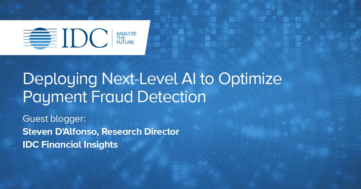Deploying Next-Level AI to Optimize Payment Fraud Detection
