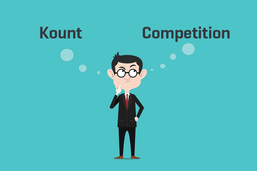 Today's Top Fraud Fighting Solutions Are Not Created Equal: Kount vs. CyberSource