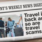 Kount's top fraud headline: Travel is back and so are travel scams